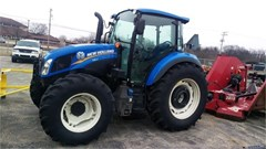 Tractor  2016 New Holland T4.110 , 105 HP