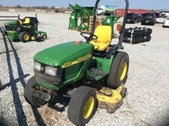 Tractor For Sale 2000 John Deere 4100 , 19 HP