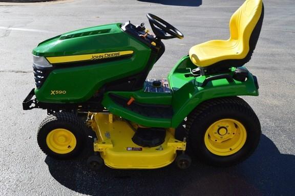 2016 John Deere X590 Riding Mower For Sale