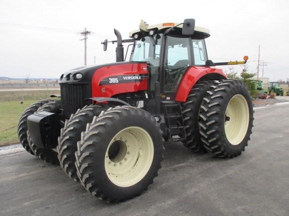 2011 Versatile 305 Tractor For Sale