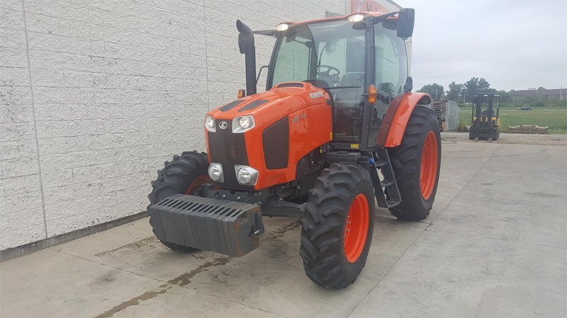2017 Kubota M6-141 Tractor For Sale