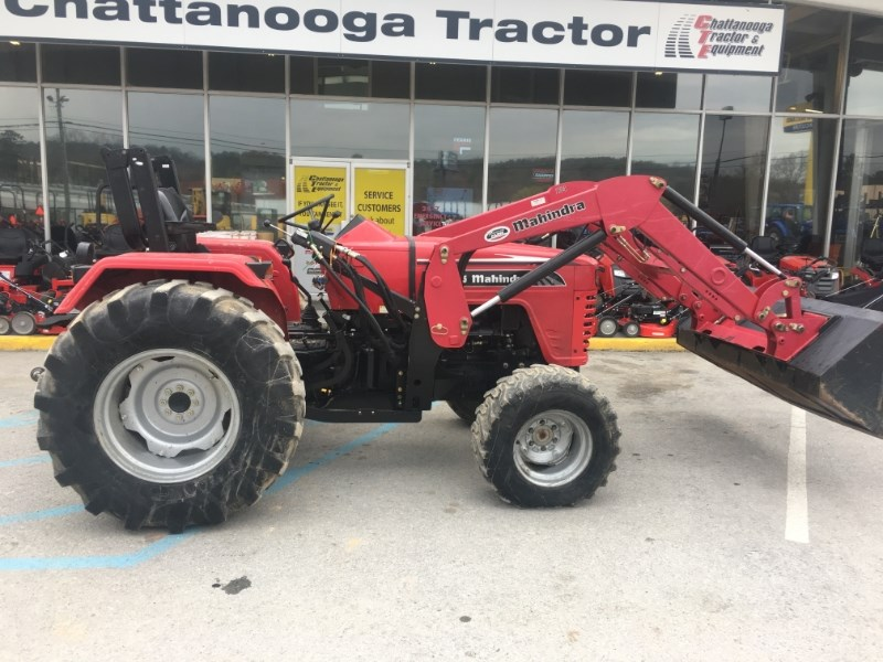 2012 Mahindra 4025-4 Tractor For Sale