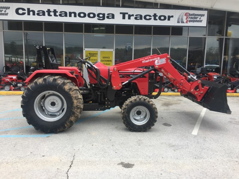 2016 Mahindra 4550-4 Tractor For Sale