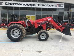 Tractor For Sale:  2016 Mahindra 4550-4 , 50 HP