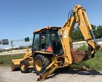 Loader Backhoe For Sale: 2004 Caterpillar 420D