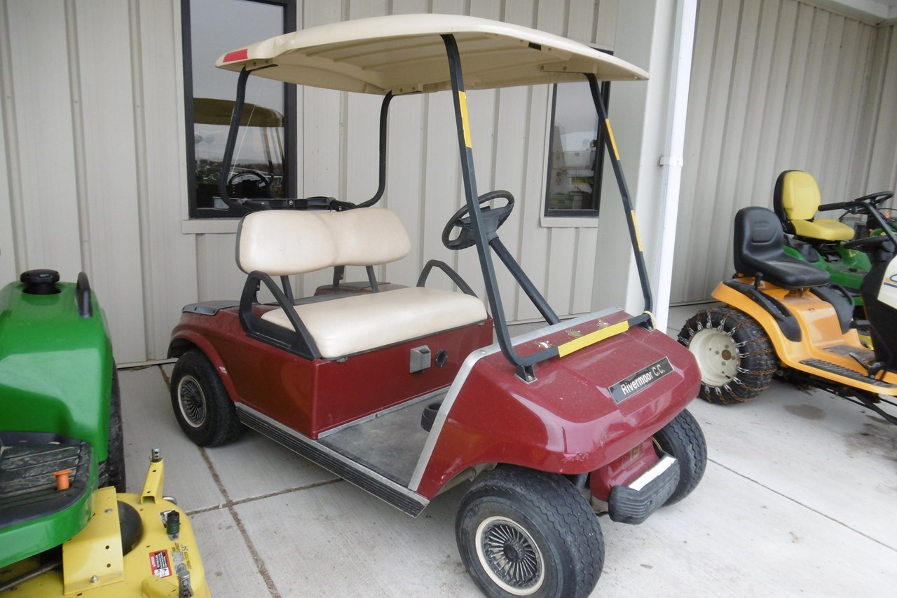 2009 E Z Go 9000 Golf Cart For Sale