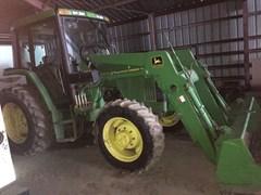 Tractor For Sale 1996 John Deere 6300 , 77 HP