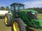 Tractor For Sale:  2013 John Deere 6210R , 210 HP