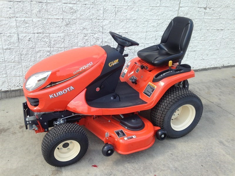 2017 Kubota GR2020 Riding Mower For Sale