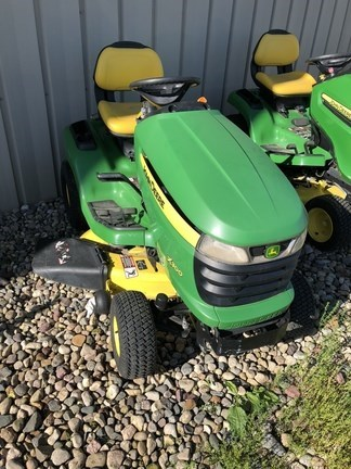 2012 John Deere X300 Riding Mower For Sale