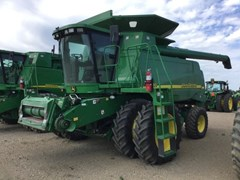 Combine For Sale:  2004 John Deere 9660W
