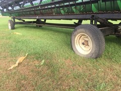 Header Trailer For Sale:  2002 Other WABASSO