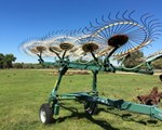 Hay Rake For Sale: 2010 Sitrex Qr12
