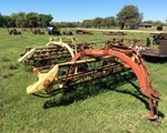 Hay Rake For Sale:  New Holland 258
