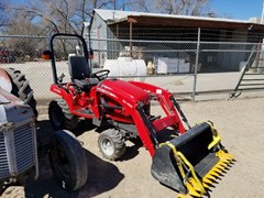 Tractor For Sale 2014 Massey Ferguson GC1705 , 22 HP
