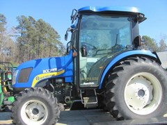 Tractor For Sale 2010 New Holland 4055