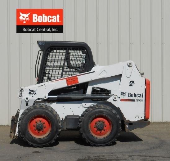 2012 Bobcat S630 Skid Steer For Sale