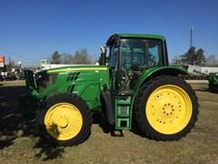 Tractor For Sale 2014 John Deere 6140M , 140 HP