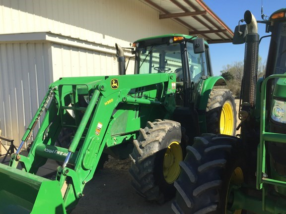 2014 John Deere 6140M Tractor For Sale