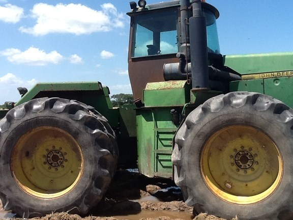 1993 John Deere 8570 Tractor For Sale