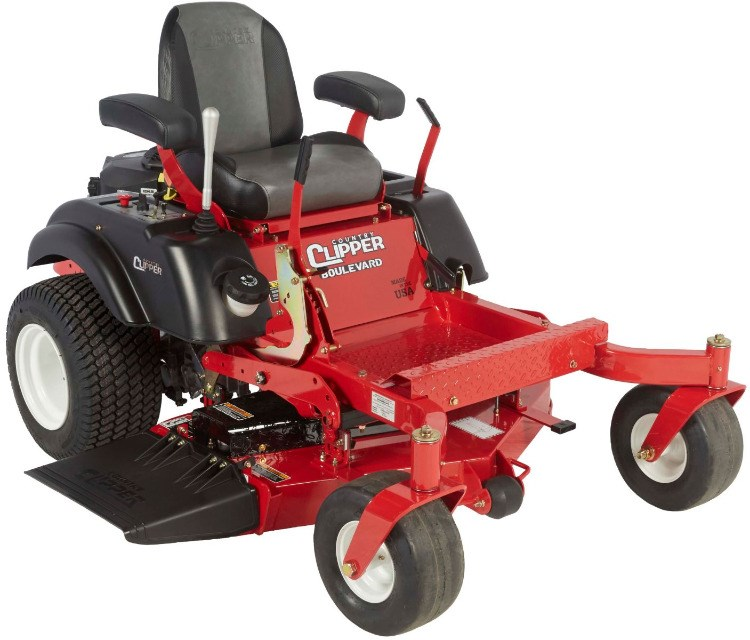 2017 Country Clipper BOULEVARD Riding Mower For Sale