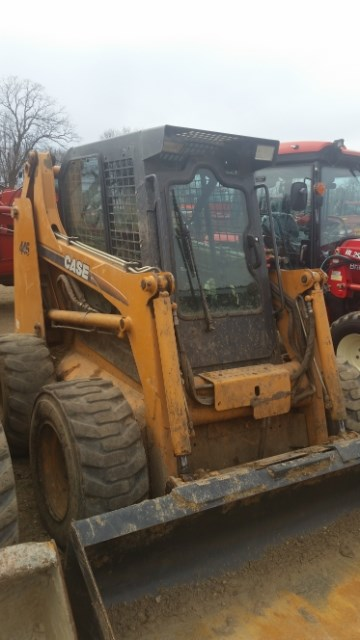 2007 Case 445 Skid Steer For Sale