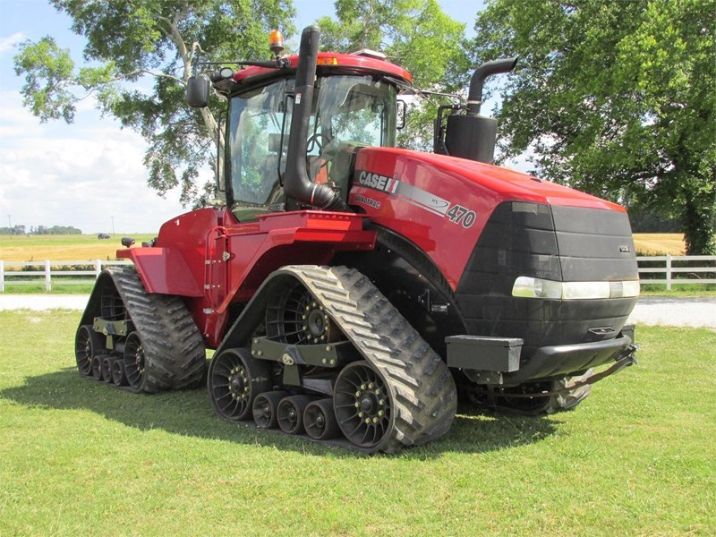 2014 Case IH STEIGER 470 QUADTRAC Tractor For Sale