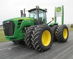 Tractor For Sale: 2011 John Deere 9430, 425 HP