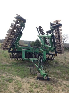 Disk Harrow For Sale 1996 John Deere 650