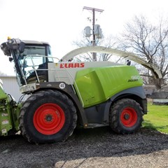 Forage Harvester-Self Propelled For Sale 2011 Claas JAGUAR 960