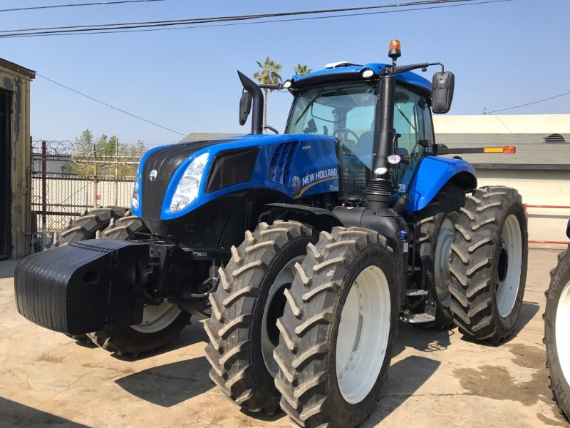 2016 New Holland T8.350 Tractor For Sale