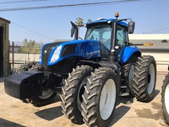 Tractor For Sale 2016 New Holland T8.350 , 285 HP