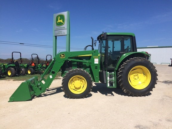 2009 John Deere 7130 Tractor For Sale