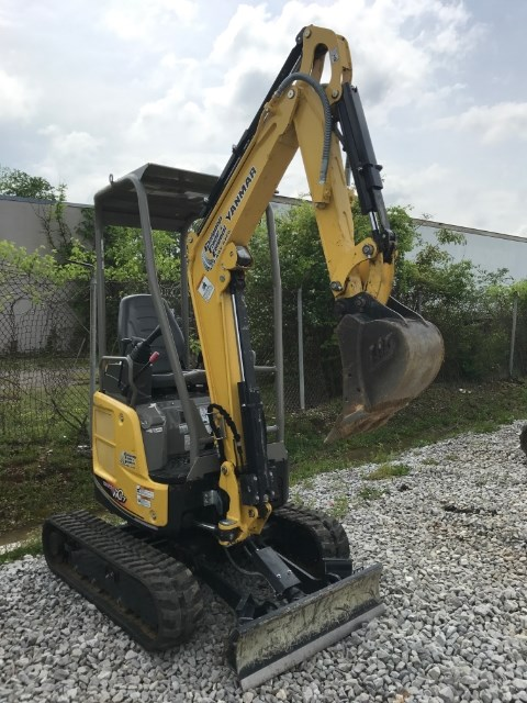 2016 Yanmar VIO17 Excavator-Mini For Sale