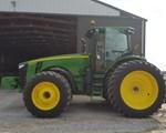 Tractor For Sale: 2016 John Deere 8295R, 295 HP