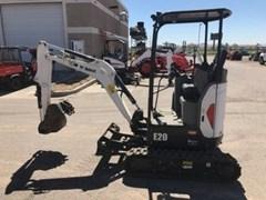 Excavator-Track :  Bobcat E20