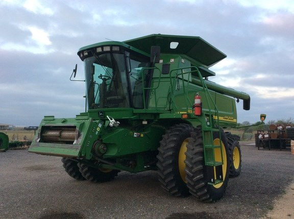 2001 John Deere 9650 STS Combine For Sale