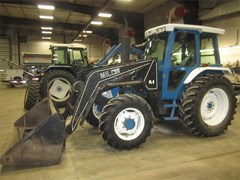Tractor For Sale:  1988 Ford 6610 II , 72 HP
