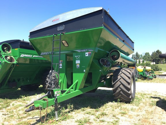 2009 Brent 1082 Grain Cart For Sale