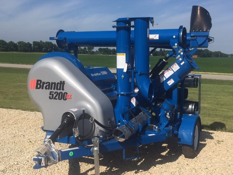 Photos of 2018 Brandt 5200EX Grain Vac For Sale » AHW, LLC