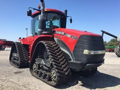 Tractor For Sale:  2014 Case IH STEIGER 450 ROWTRAC , 450 HP