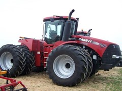Tractor :  2012 Case IH STEIGER 400 HD , 400 HP
