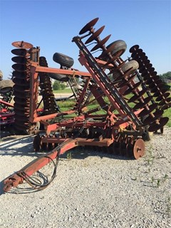Disk Harrow For Sale:  Case IH 496