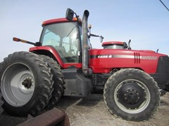 Tractor :  2001 Case IH MX200 , 200 HP