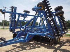 Vertical Tillage :  2014 Landoll 7431-33