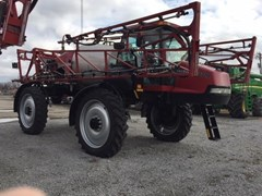 Sprayer-Self Propelled For Sale:  2008 Case IH PATRIOT 3320
