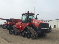 Tractor For Sale:  2014 Case IH STEIGER 450 QUADTRAC , 450 HP