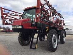 Sprayer-Self Propelled For Sale:  2010 Case IH PATRIOT 3330