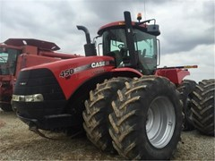 Tractor :  2012 Case IH STEIGER 450 HD , 450 HP
