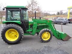 Tractor For Sale:  1984 John Deere 2750 , 75 HP